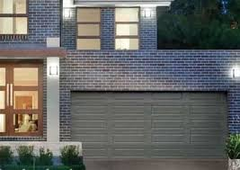 colorbond garage doors steel line