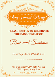 hindu engagement invitations hindu wedding cards text layouts best of indian engagement