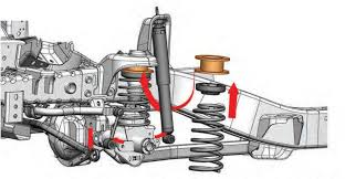 lifted jeep drawing how to install a mammoth leveling kit on your 2007 2017 jeep