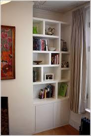 furniture marvelous corner bookcase with doors corner shelves