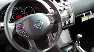 nissan coupe 2012 2010 nissan altima coupe 3 5 sr youtube