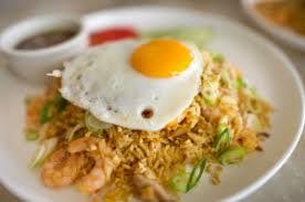 cara membuat nasi goreng untuk satu porsi resep nasi goreng yang sangat sederhana resep nasional