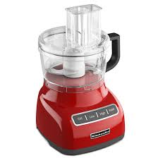 kitchenaid kfp0711er 7 cup food processor empire red amazon ca
