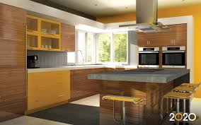 Indian Kitchen Interiors by Bathroom U0026 Kitchen Design Software 2020 Design