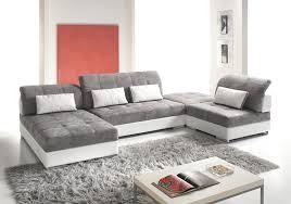canapé cuir et tissu canape cuir et tissu maison design wiblia com