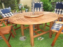 solid teak garden furniture set by hartman wooden in