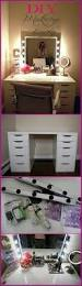 Bedroom Makeup Vanity With Lights Bedroom Fabulous White Makeup Vanity Desk Makeup Artist Mirror