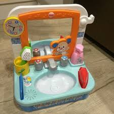 fisher price let s get ready sink joselynheng s items for sale on carousell