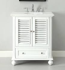 cottage style bathroom vanities 24 inch cottage bathroom vanity