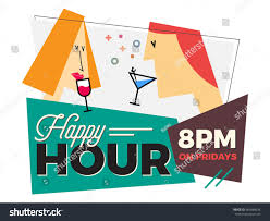 martini woman happy hour man drinking martini woman stock vector 683688634