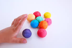 simple science experiment diy bouncy balls babble dabble do