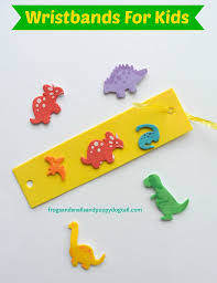 wristbands for kids fspdt
