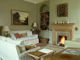 awesome corner fireplace small living room beige tile pattern