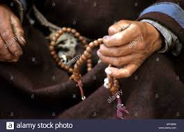 praying necklace 108 in the mala praying necklace stock photo royalty free