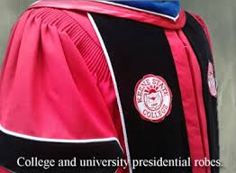 pink cap and gown uiversity cap gown academic regalia diplomas announcements