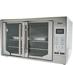 How To Use Oster Toaster Oven Oster Xl Digital Convection Oven With French Doors Page 1 U2014 Qvc Com