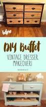 best 25 dresser to buffet ideas on pinterest black dresser