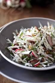 cuisiner des radis la salade d automne de l écureuil amoureux aux radis et aux noisettes