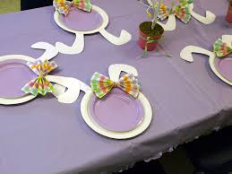 Easter Decorations Houzz by Simple Easter Party Pink Peppermint The Blog