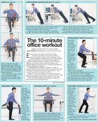 standing at your desk exercises decorative desk decoration