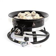 Patio Propane Fire Pit Heininger 5995 58 000 Btu Portable Propane Outdoor Fire Pit New