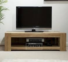 tv stands and cabinets st ives oak wide low tv cabinet oak tv stands entertainment