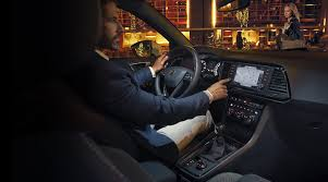 seat ateca interior seat ateca u2013 car technology seat