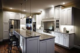 granite countertop sutherlands kitchen cabinets backsplash end