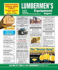 june 2010 lumbermen u0027s equipment digest by lumbermen u0027s equipment