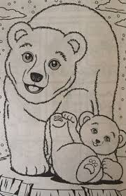 1434 best nounours peinture images on pinterest drawings