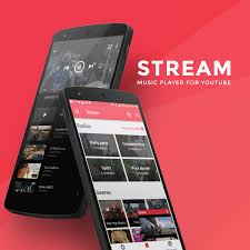 stream floating pop up youtube music player for android