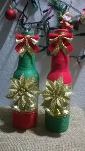 197 best natal images on pinterest decorated bottles wine