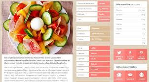 recette cuisine thèmes pour site de recette de cuisine
