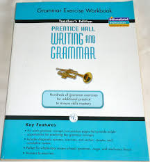 prentice hall writing and grammar grade 9 grammar exercise