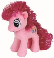 ty pony pinkie pie beanie boo babies sparkle collection