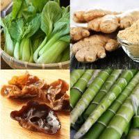 la cuisine asiatique les 4 légumes phares de la cuisine asiatique recettes chinoises et