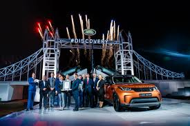 land rover above and beyond logo land rover new discovery above and beyond