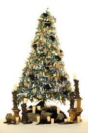 gold christmas tree christmas tree hire uk black gold christmas tree black and gold