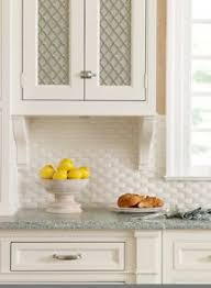 country kitchen backsplash tiles julep tile company bloom pattern and subway field tile in sky