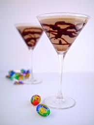 chocolate caramel martini barbells and bellinis cadbury creme egg martini