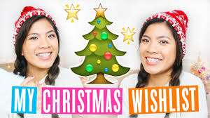 my christmas wishlist 2016 gift ideas for teenage girls ariel