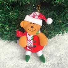 Bear Decorations For Home Compare Prices On Christmas Ornament Kid Online Shopping Buy Low