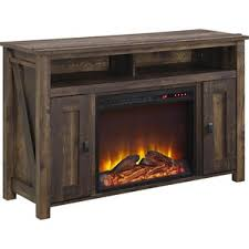 Propane Fireplace Tv Stand by Indoor Fireplaces You U0027ll Love Wayfair