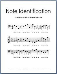 music theory worksheets 50 free printables