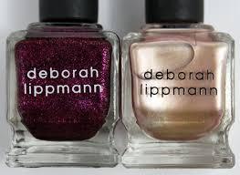 deborah lippmann holiday 2011 collection swatches photos u0026 review