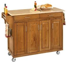 kitchen island and carts ease the way of working in fair kitchen island cart home design