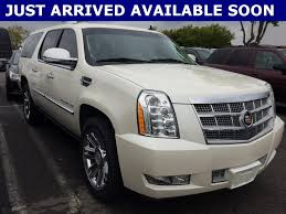 cadillac escalade esv platinum in california for sale used cars