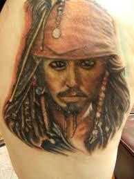 jack sparrow tattoo
