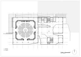 gallery of light of life church shinslab architecture iisac 23 light of life church floor plan