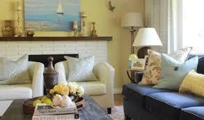 Blue And Beige Living Room Anita U0027s Pink Beige U0026 Yellow Living Room Before U0026 After Maria
